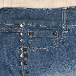 Forever 21 Shorts - NWT Forever21 embellished Jean shorts